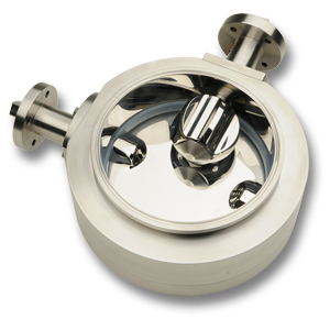 Hygienic Stainless Steel Composite Valve